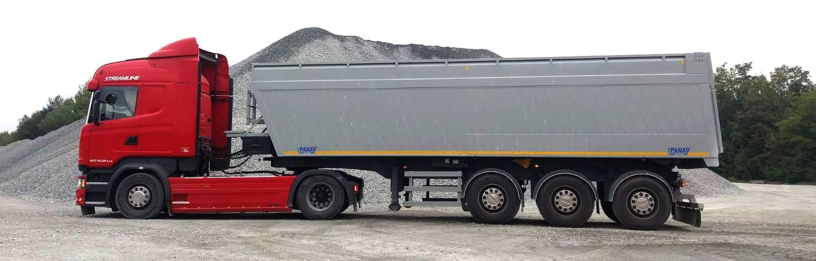 uhlí vám dovezeme vlastním autem